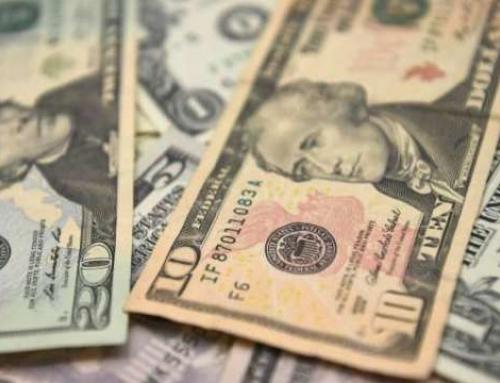 〈紐約匯市〉經濟數據強美元走高 4月仍創5個月來最大跌幅 比特幣飆逾7%
