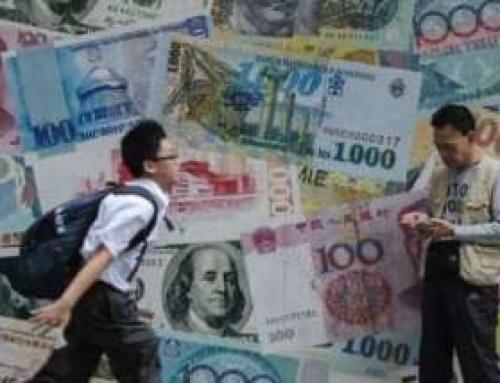 亞洲國家外匯存底創歷史新高 有望避免「縮減恐慌」重演